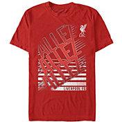 Fifth Sun Men's Liverpool FC Red Allez T-Shirt