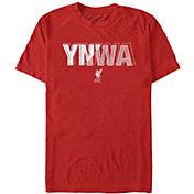 Fifth Sun Men's Liverpool FC Red YNWA T-Shirt