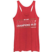 Fifth Sun Juniors' 2019-2020 League Champions Liverpool FC Red Tank Top