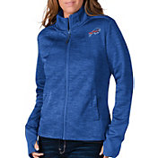 G-III For Her Women's Buffalo Bills Space Dye Royal Full-Zip Jacket