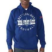G-III Men's XFL St. Louis BattleHawks Circle Royal Hoodie