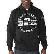 G-III Men's XFL New York Guardians Circle Black Hoodie