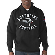 G-III Men's XFL New York Guardians Rookie Pullover Black Hoodie