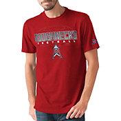 G-III Men's XFL Houston Roughnecks Primetime Red T-Shirt