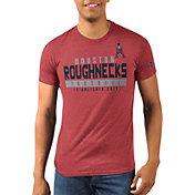 G-III Men's XFL Houston Roughnecks Established 2020 Red T-Shirt
