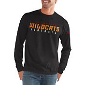 G-III Men's XFL Los Angeles Wildcats Halftime Long Sleeve Black Shirt