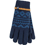 Heat Holders Men's Mendip Two Tone Gloves