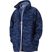 Garb Boys' Triston Golf Rain Jacket