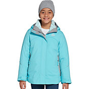 Gerry Girls' Orastretch 3-in-1 Systems Jacket and Beanie Set