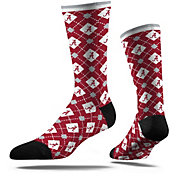 Strideline Alabama Crimson Tide Repeat Crew Socks