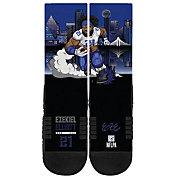 Strideline Dallas Cowboys Ezekiel Elliott Superhero Socks