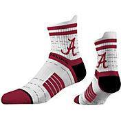 Strideline Women's Alabama Crimson Tide Striped Socks