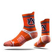 Strideline Women's Auburn Tigers Striped Socks