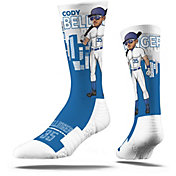 Strideline Youth Los Angeles Dodgers Cody Bellinger Superhero Crew Socks