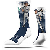 Strideline Youth New York Yankees Aaron Judge Superhero Crew Socks