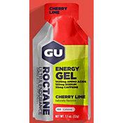 GU Roctane Energy Gel Cherry Lime