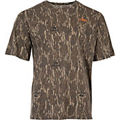 Mahco Men's Bear Cave Camo T-Shirt