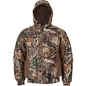 Habit Men's Cedar Branch Insulated Waterproof Bomber Hunting Jacket