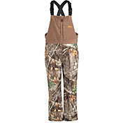 Habit Men's Cedar Branch Insulated Waterproof Hunting Bib