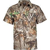 Habit Men's Short Sleeve Guide Shirt