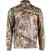 Habit Men's Perfect 1/4 Zip Pullover Shirt