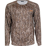 Mahco Men's Siesta Cape Performance Long Sleeve T-Shirt