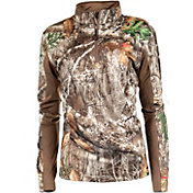 Habit Women's Heims Mountain 1/4 Zip Performance Hunting Pullover