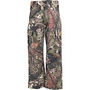 Habit Youth Bear Cave 6 Pocket Camo Hunting Pants