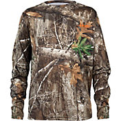 Habit Youth Doss Cabin Long Sleeve Hunting Shirt