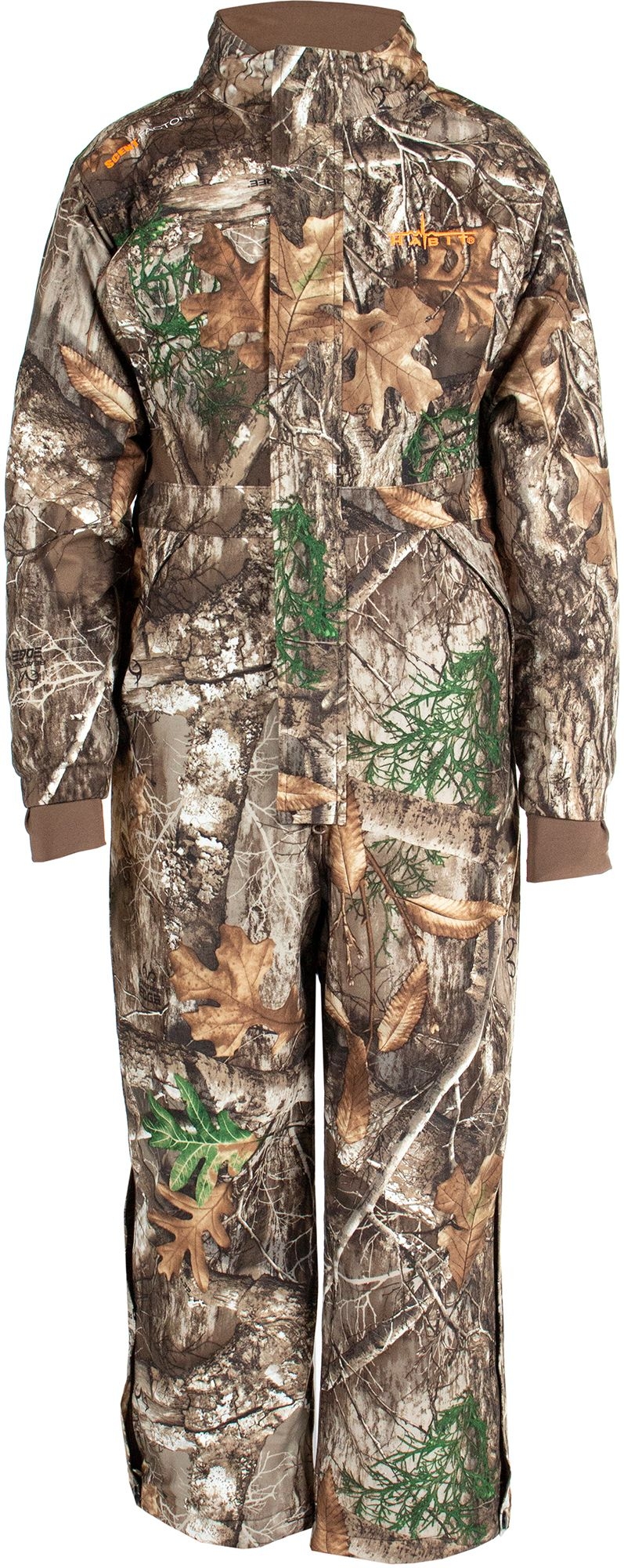 Habit Youth Cedar Branch Insulated Hunting Coverall, Kids, YS, Multi thumbnail