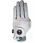 Palm Barrels & Birdies Golf Glove