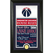 Highland Mint Washington Wizards House Rules Bronze Coin Photo Mint