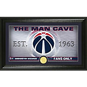 Highland Mint Washington Wizards Man Cave Panoramic Bronze Coin Photo Mint