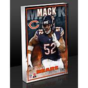 Highland Mint Chicago Bears Khalil Mack 3D BlocKart