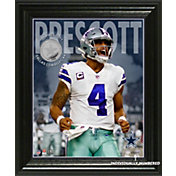 Highland Mint Dallas Cowboys Dak Prescott Bronze Coin Photo Mint