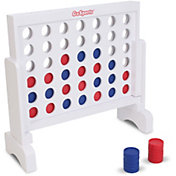 GoSports Giant 4 in a Row Wooden Game