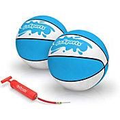 """GoSports 9"""" Water Basketballs – 2 Pack"""