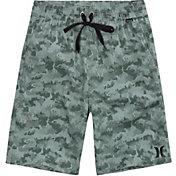 Hurley Boys' Printed Pull On Shorts