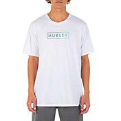 Hurley Men's Boxed Gradient Graphic T-Shirt