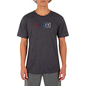 Hurley Men's One And Only Gradient T-Shirt