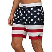 """Hurley Men's Patriot Volley 18"""" Board Shorts"""