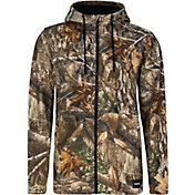 Hurley Men's Realtree Full-Zip Fleece Hoodie