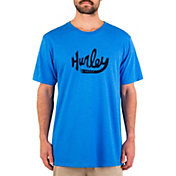 Hurley Men's Premium Ovals Are Back Short Sleeve Graphic T-Shirt