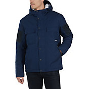 Hurley Men's Sebastien Sherpa Lined Full-Zip Jacket