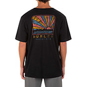 Hurley Men's Sunburst Graphic T-Shirt