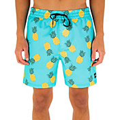 Hurley Men's Wind And Sea Volley Board Shorts