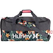 Hurley Men's Aerial Printed Duffel Bag