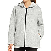 Hurley Women's Sweater Knit Jacket