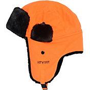 Hot Shot Men's Sabre Tricot Trapper Hat