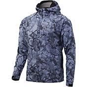 HUK Men's Gunwale Camo Rain Jacket